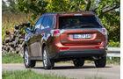 Mitsubishi Outlander 2.2 Di-D 4WD Instyle, Heckansicht