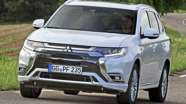 Mitsubishi Outlander, Best Cars 2020, Kategorie K Große SUV/Geländewagen