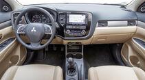 Mitsubishi Outlander, Cockpit, Lenkrad