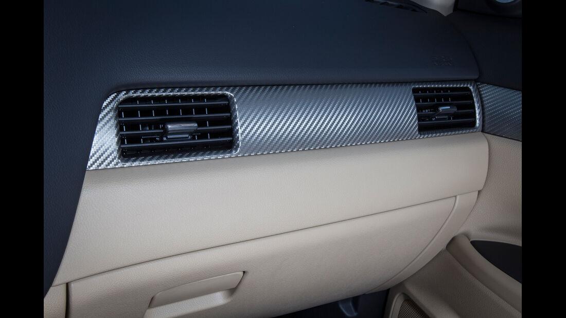 Mitsubishi Outlander, Handschuhfach