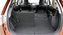 Mitsubishi Outlander, Kofferraum, Ladefläche