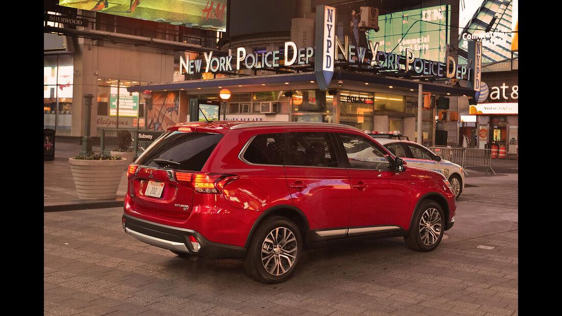 Mitsubishi Outlander New York 2015