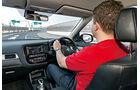 Mitsubishi Outlander PHEV, Cockpit, Lenkrad