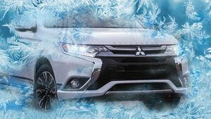 Mitsubishi Outlander PHEV Eis Freeze