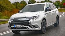 Mitsubishi Outlander PHEV, Exterieur