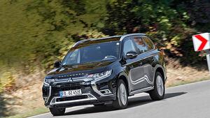 Mitsubishi Outlander PHEV PLUG-IN-HYBRID
