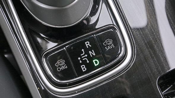 Mitsubishi Outlander Plug-in Hybrid Details