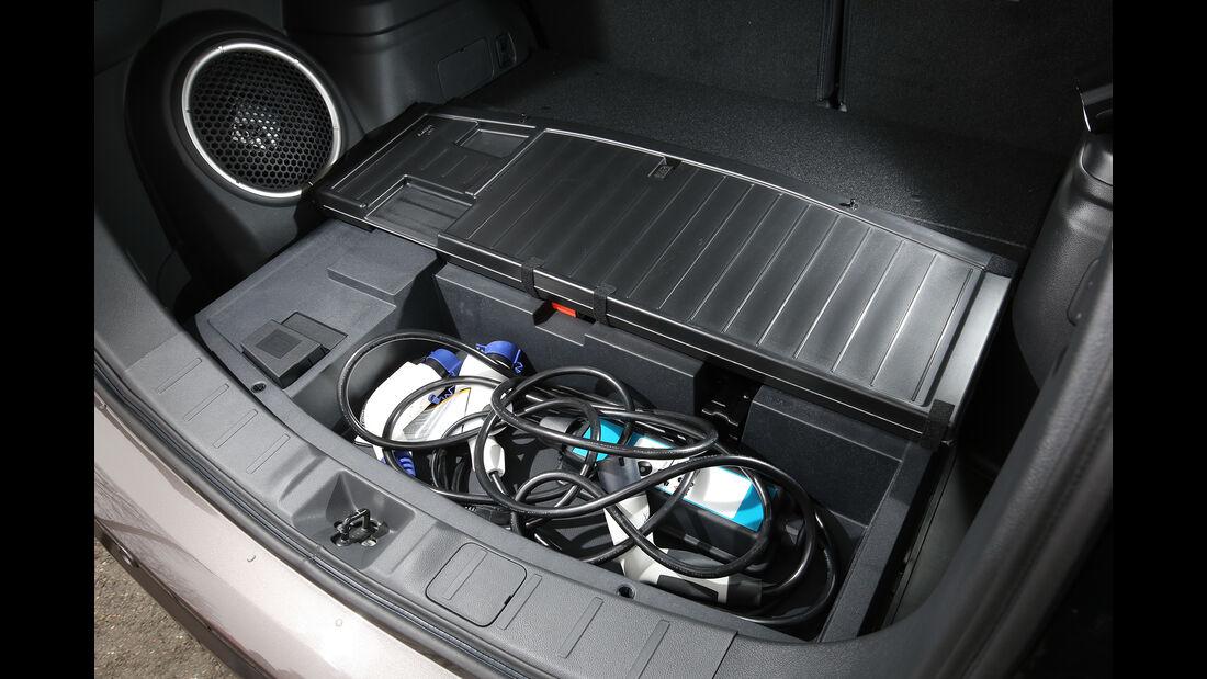 Mitsubishi Outlander Plug-in Hybrid Kofferraum