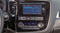 Mitsubishi Outlander, Radio, Klima