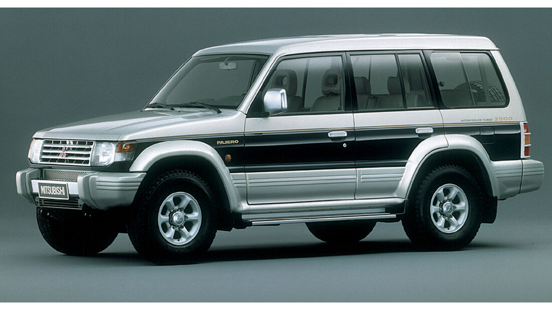 Mitsubishi Pajero V20 (1991) H-Kandidaten 2021