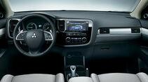 Mitsubishi Plug-in Hybrid Outlander