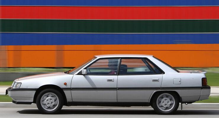 Mitsubishi Sapporo, Typ E16, Baujahr 1987-1990