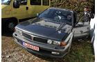 Mitsubishi Sigma 3.0 V6, Schrottplatz, Impression