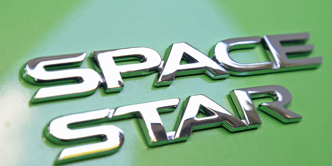 Mitsubishi Space Star 1.2, Typenbezeichnung