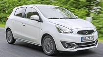 Mitsubishi Space Star, Best Cars 2020, Kategorie B Kleinwagen