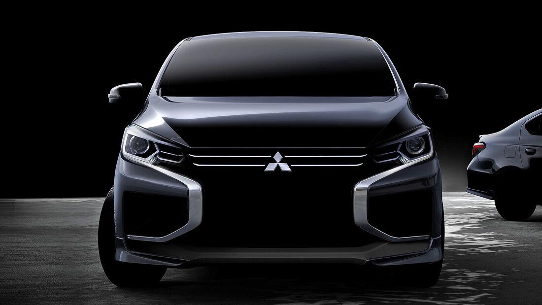 Mitsubishi Space Star Facelift