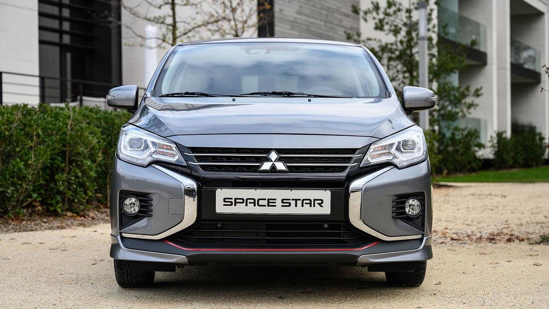 Mitsubishi Space Star Modelljahr 2021