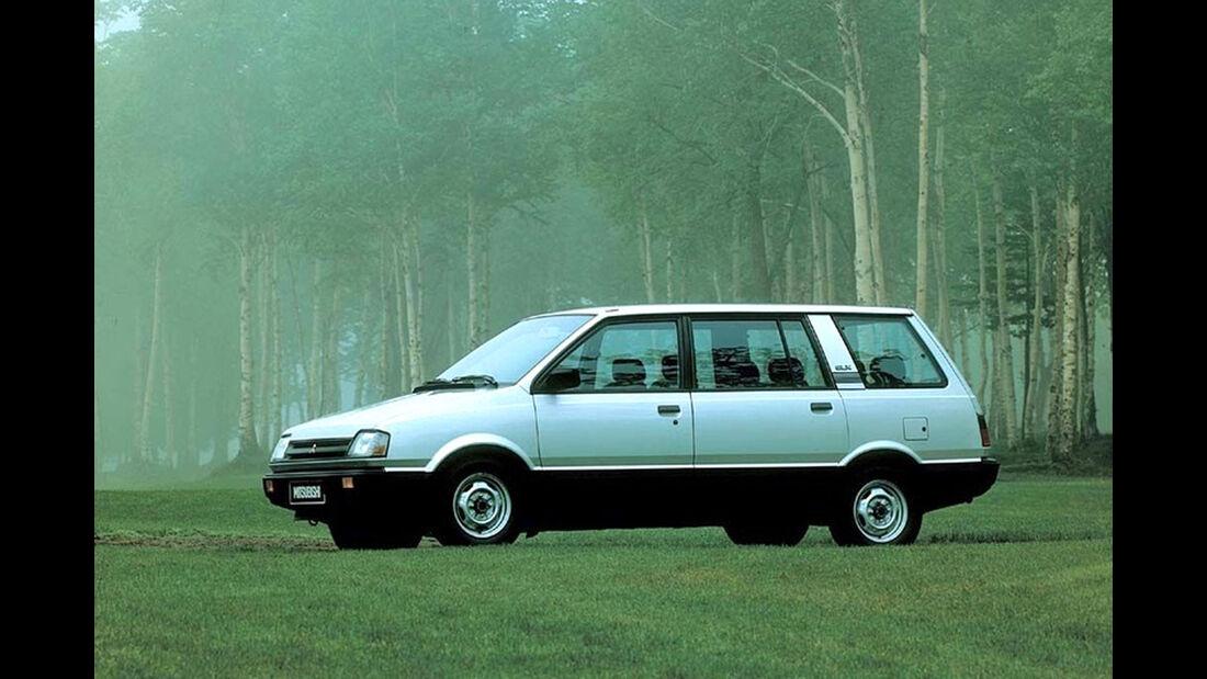 Mitsubishi Space Wagon 1983-1991