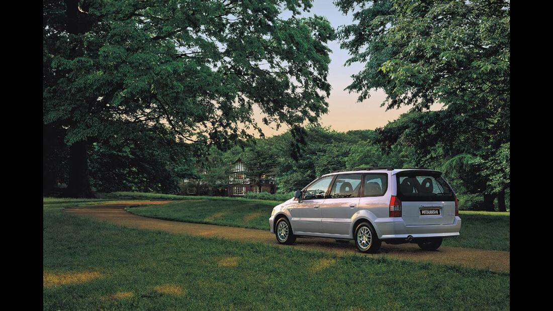 Mitsubishi Space Wagon 1997-2003
