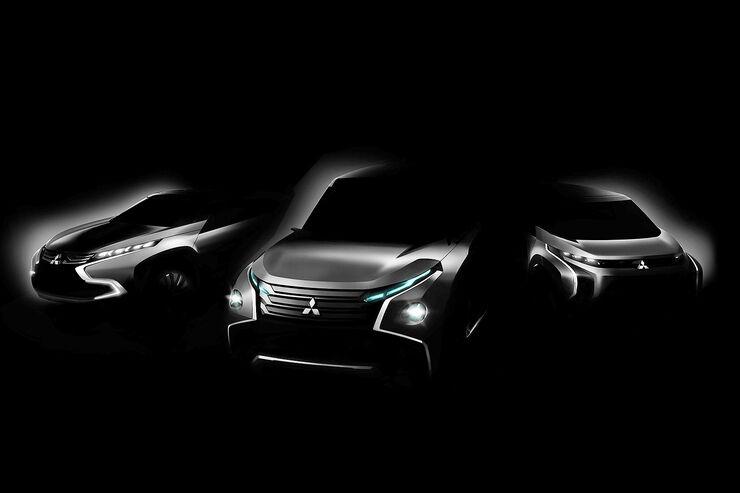 Mitsubishi Studien Tokyo Motor Show 2013