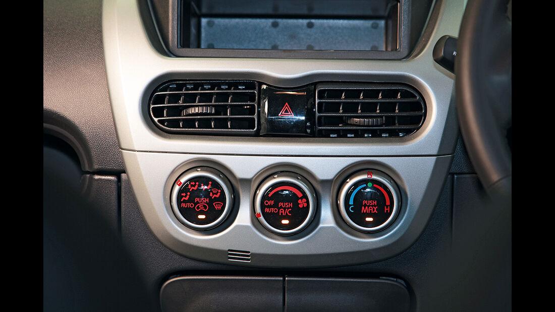 Mitsubishi i-Miev, Klimaanlage