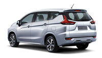 Mitsubishi new Small Crossover MPV