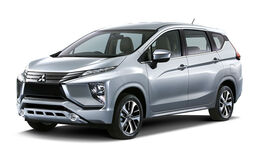 Mitsubishi new Small Crossover MPV