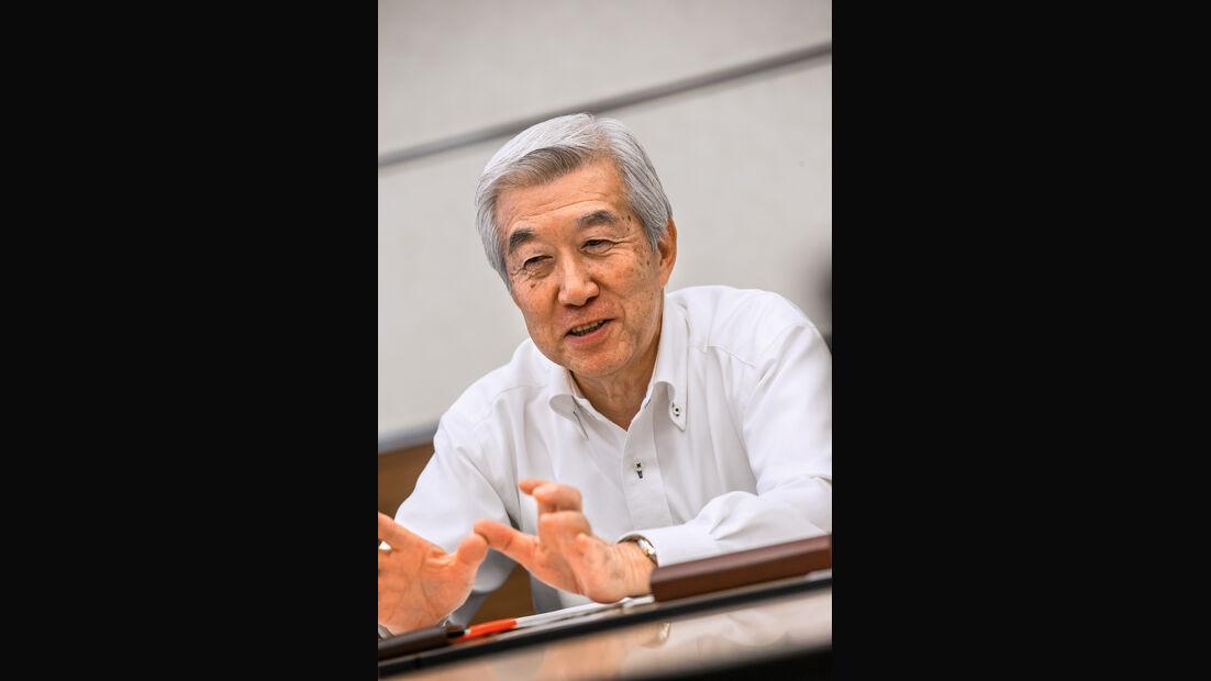 Mitsuhisa Kato, Interview