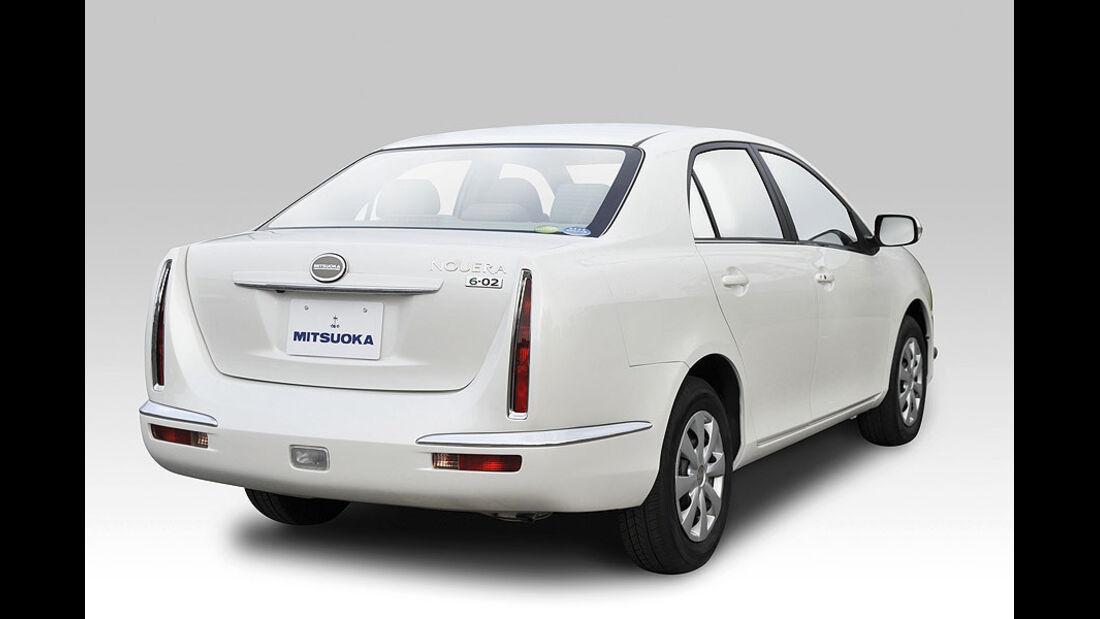 Mitsuoka Nouera 602 Sedan