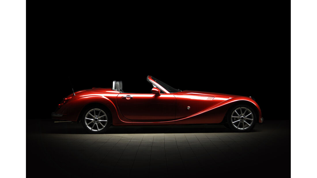 Mitsuoka Roadster 2015