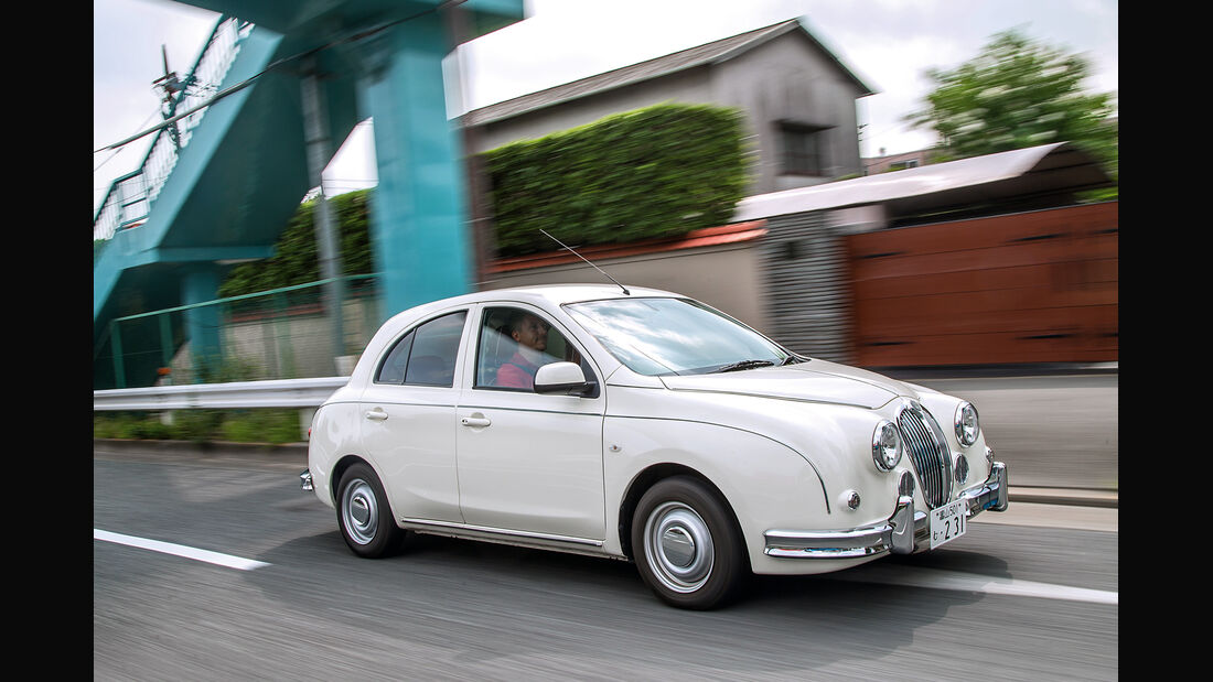 Mitsuoka, Viewt, Impression