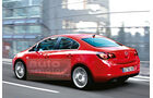 Mittelklasse-Limousine Opel Astra