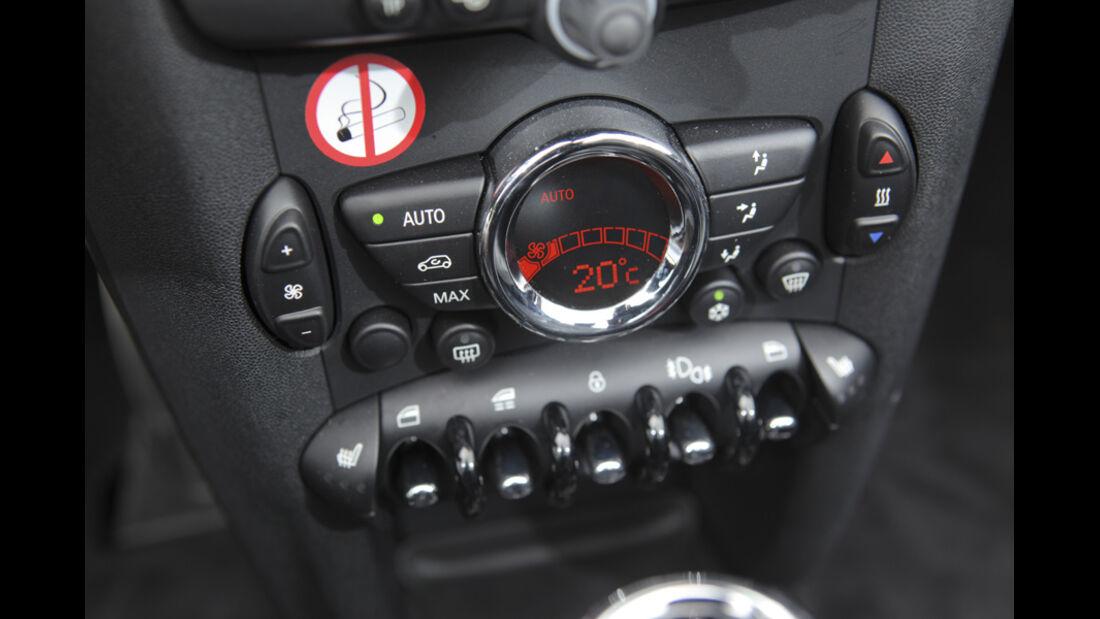 Mittelkonsole Mini Cooper S Cabrio