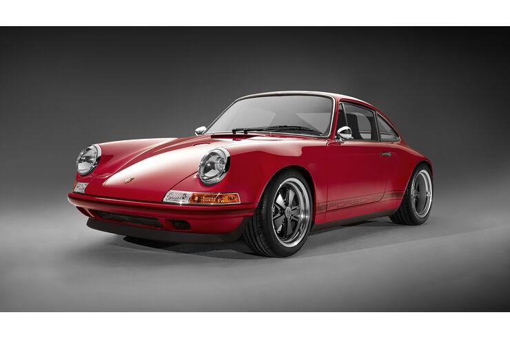 Porsche 911 (964) - cover