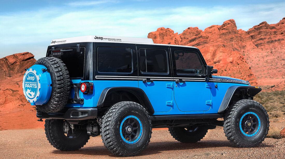 Moab Easter Jeep Safari 2017 Studien