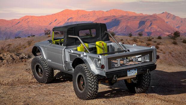 Moab Easter Jeep Safari 2019 Concept Cars