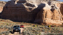 Moab Easter Jeep Safari Concepts 2012: Jeep Grand Cherokee Trailhawk, Jeep Wrangler Apache, Jeep Mighty FC, Jeep J-12, Jeep Wrangler Traildozer