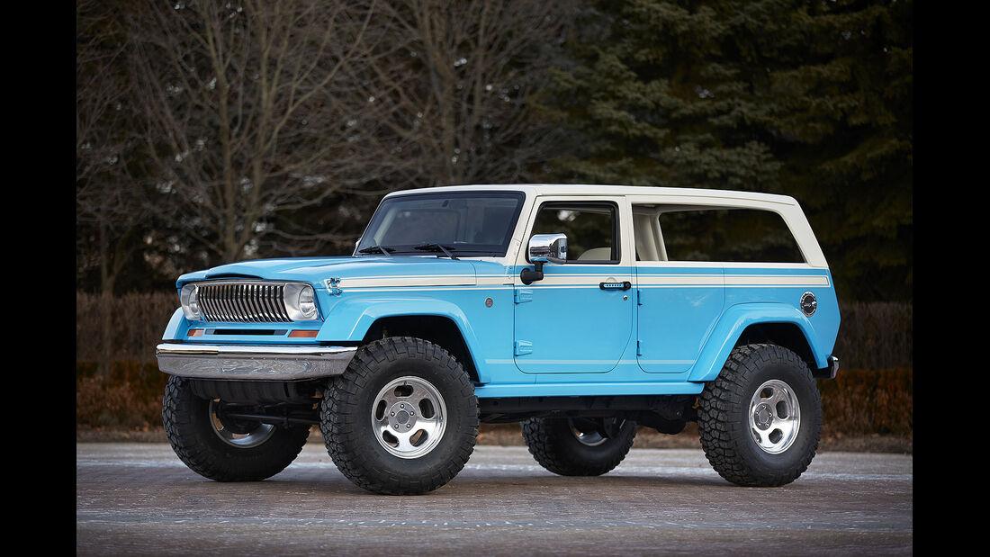 Moab Easter Jeep-Safari Concepts 2015 – Jeep Chief