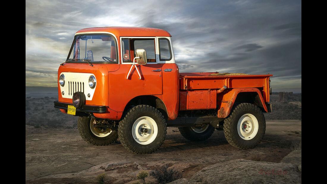 Moab Easter Jeep Safari Concepts 2016: Jeep FC 150