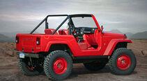 Moab Easter Jeep Safari Concepts 2016: Jeep Short Cut