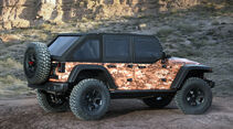 Moab Easter Jeep Safari Concepts 2016: Jeep Trail Storm