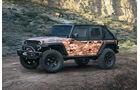 Moab Easter Jeep Safari Concepts 2016: Jeep Trail Storm