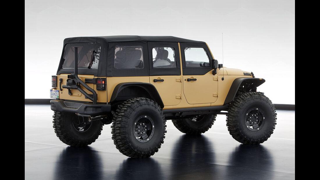 Moab Easter Jeep Safari: Jeep Sand Trooper II