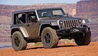 Moab Easter Jeep Safari: Trailhawk, Mopar Recon, Flattop, Sand Trooper, Stitch und Flattop
