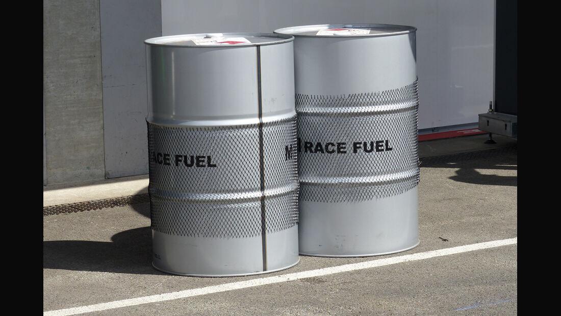 Mobil 1-Benzin - Formel 1 - GP Belgien - Spa-Francorchamps - 20. August 2014