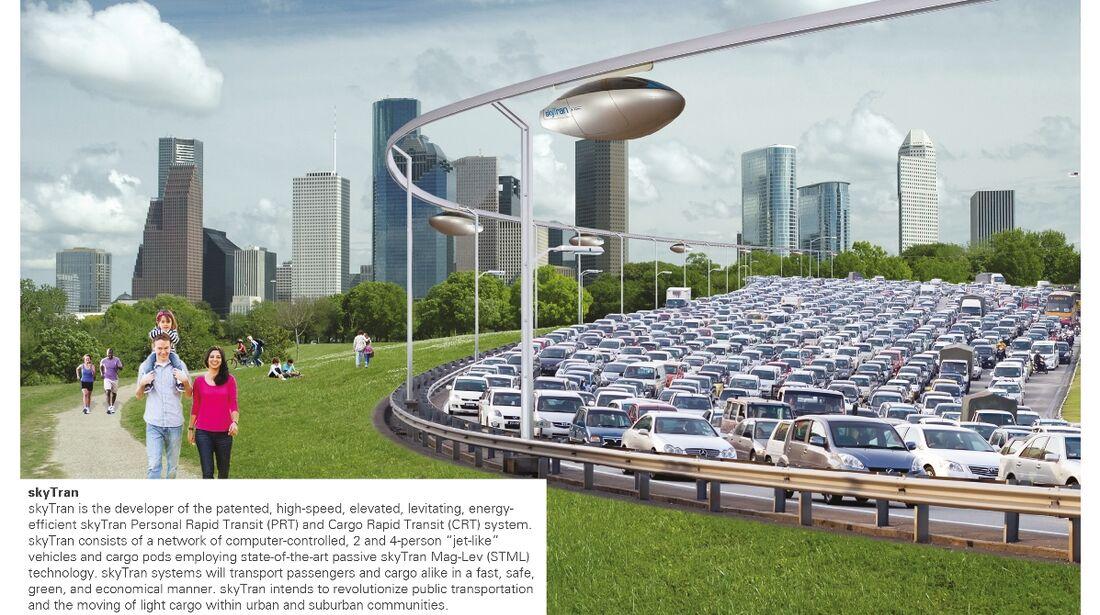 Mobilitaet der Zukunft