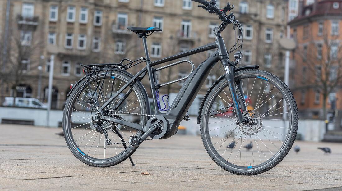 Mobilitätstest, E-Bike, Moove 0119