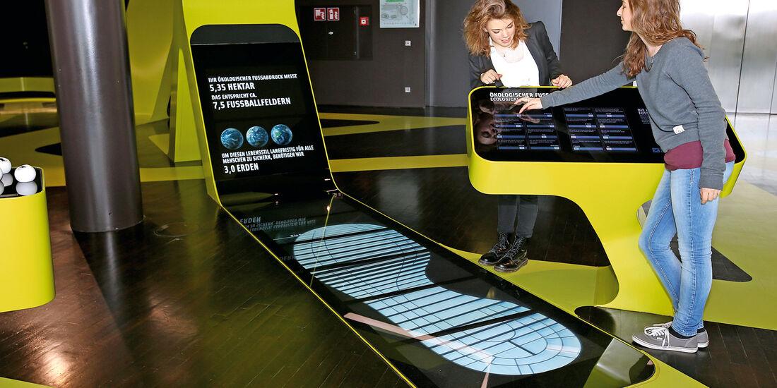 Mobilitätsunterricht für Jugendliche, Autostadt Wolfsburg