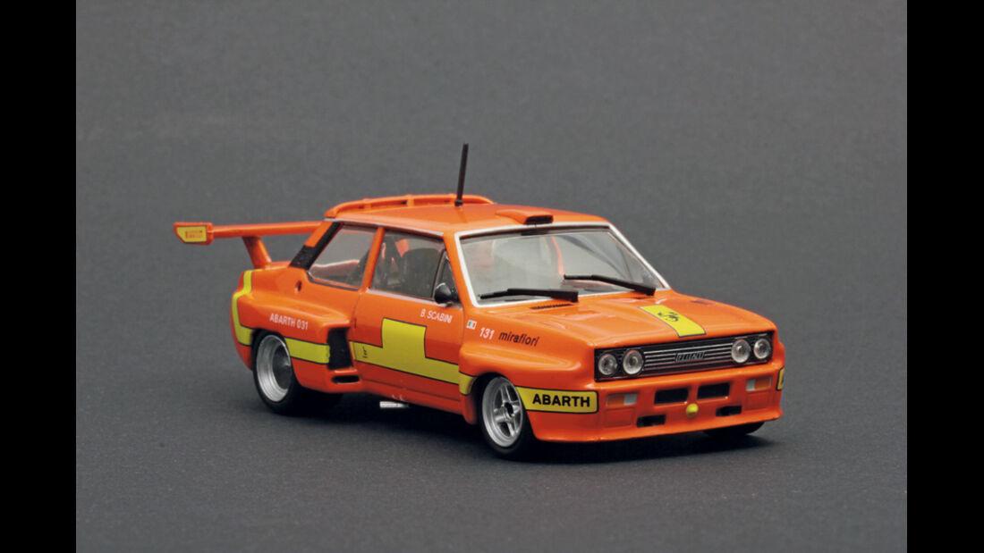 Modellauto, Fiat Abarth 031