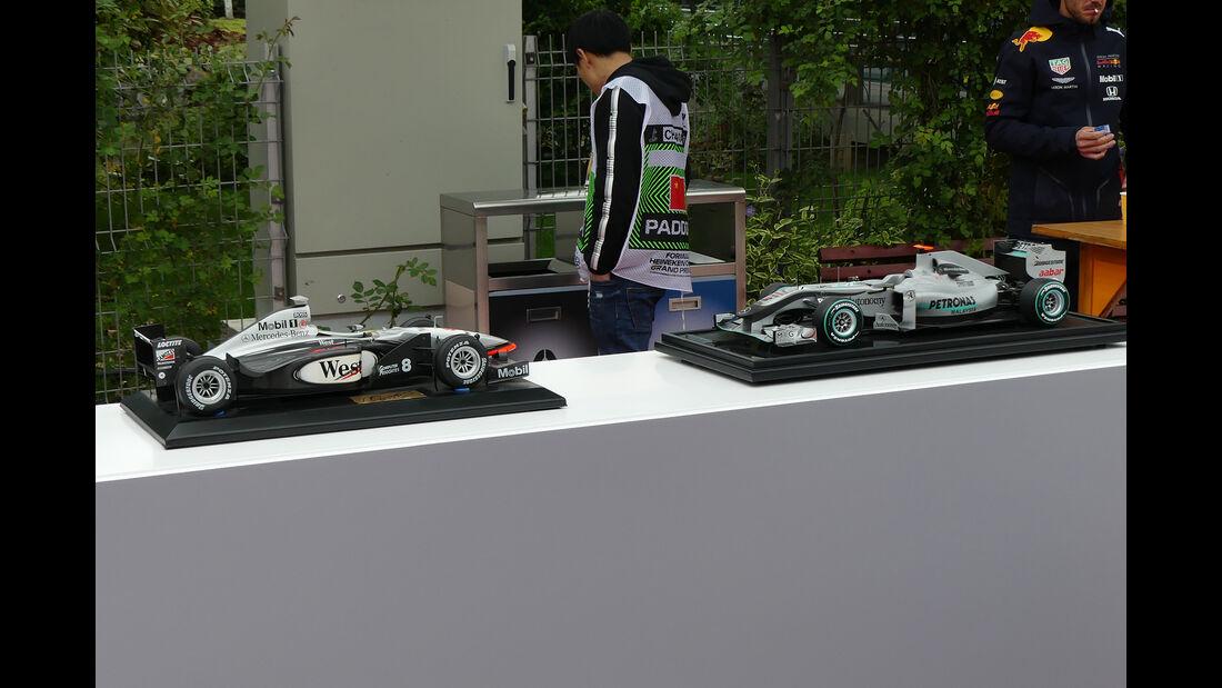 Modellautos - GP China 2019 - Shanghai